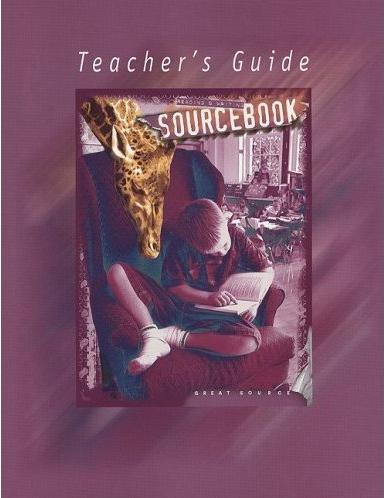 Reading and Writing Sourcebook, Grade 5