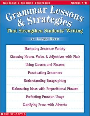 Grammar Lessons and Strategies
