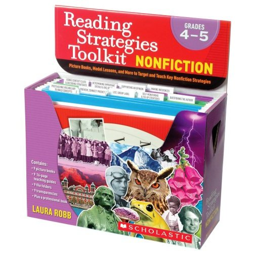 Reading Strategies Toolkit: Nonfiction